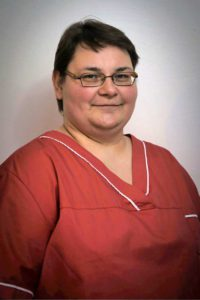 Stellvertretende Pflegeleiterin Heidi Krause